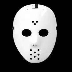 Hockey White Mask
