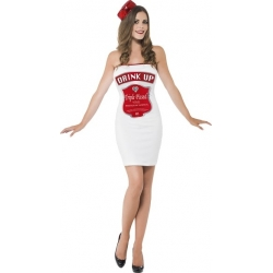Drink Up Dress Costume