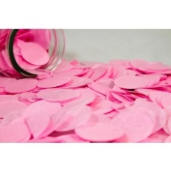 Light Pink Confetti 3.8cm