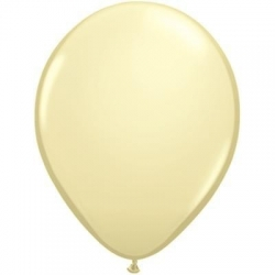 Qualatex Balloons Ivory Silk