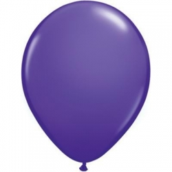 Qualatex Balloons Purple Violet