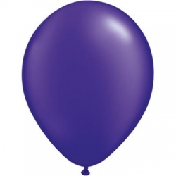 Qualatex Balloons Pearl Quartz Purple