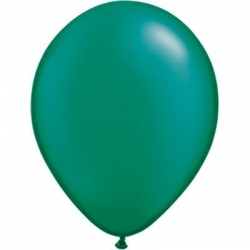 Qualatex Balloons Pearl Emerald Green