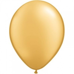 Qualatex Balloons Gold