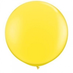Qualatex Balloons Yellow