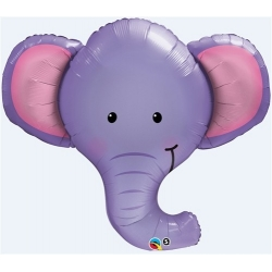 Ellie The Elephant Foil Balloon