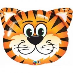Tiger Foil Balloon