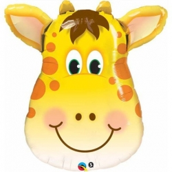 Jolly Giraffe Foil Balloon