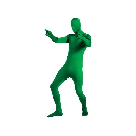 Green Skin Suit