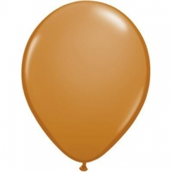 Qualatex Balloons Mocha Brown