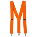 Suspenders Orange