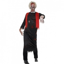 Zombie Minister Costume