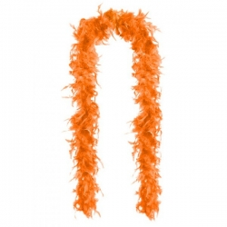 Boa Feather Orange