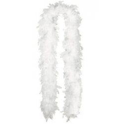 Boa Feather White