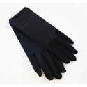 Black Gloves Wrist