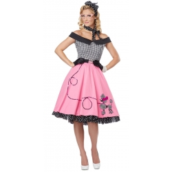 Rock and Roll Sweetheart Costume
