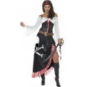 Sultry Swashbuckler Pirate Costume