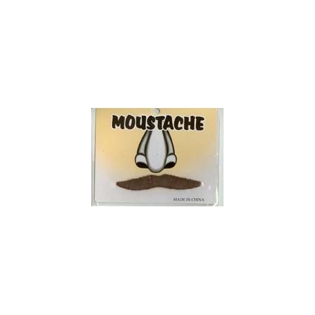 Moustache Brown