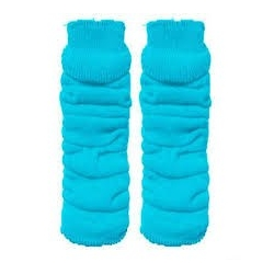 Leg Warmers Light Blue