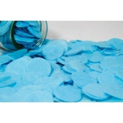 Light Blue Confetti 3.8cm