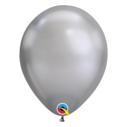Qualatex Balloons Chrome Silver