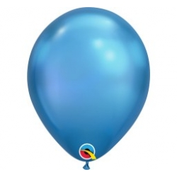 Qualatex Balloons Chrome Blue