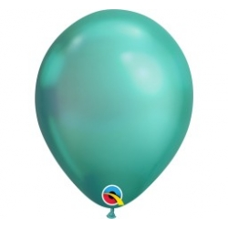 Qualatex Balloons Chrome Green