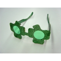 Shamrock Glasses