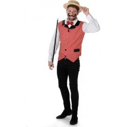 's Barber Shop Cortet Costume