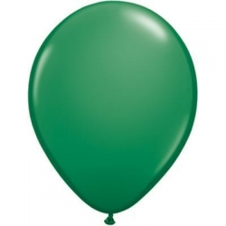 Qualatex Balloons Green
