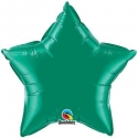 Emerald Green Star 45cm