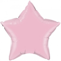 Light Pink Star 45cm