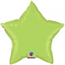 Lime Green Star 45cm