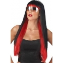 Red Diva Glam Wig
