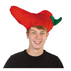 Chili Pepper Hat