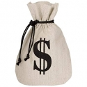 Western Money Bag 4 Pack