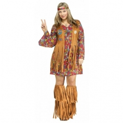 60s Peace Loving Hippie Costume