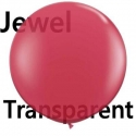 Qualatex Balloons Ruby Red