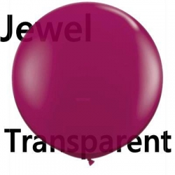 Qualatex Balloons Sparkling Burgundy