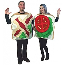 BLT Couples Costume