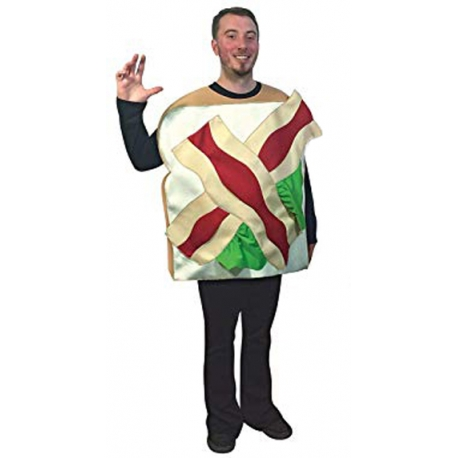 Bacon and Lettuce Costume