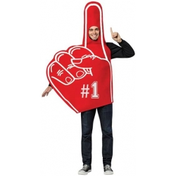Foam Finger Costume