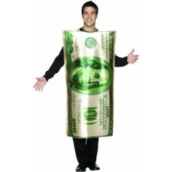 Dollar Bill Costume