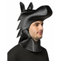 Chess Knight Face Mask
