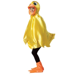 Yellow Ducky Costume