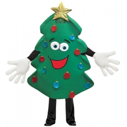 Christmas Tree Waver Costume