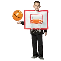Children's Basketball Hoop Costume