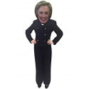 Hillary Clinton Photo Real Mask