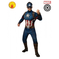 Captain America Deluxe Costume