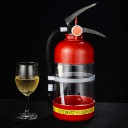 Fire Extinguisher Decanter 2L